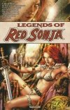 LEGENDS OF RED SONJA SC