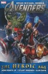 AVENGERS BY BENDIS HEROIC AGE HC MOVIE CVR