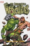 INCREDIBLE HERCULES SMASH TITANS HC *