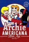 BEST OF ARCHIE AMERICANA SILVER AGE 1960S - 1970S SC