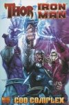 THOR IRON MAN GOD COMPLEX HC