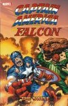 CAPTAIN AMERICA AND THE FALCON THE SWINE SC