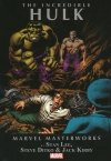 MARVEL MASTERWORKS THE INCREDIBLE HULK VOL 02 SC (STANDARD COVER)