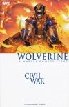 CIVIL WAR WOLVERINE SC (OLD EDITION) **
