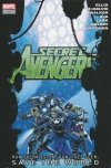 SECRET AVENGERS RUN THE MISSION DONT GET SEEN SAVE THE WORLD HC