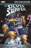 SILVER SURFER EPIC COLLECTION THE INFINITY GAUNTLET SC (SUPERCENA)