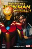 INVINCIBLE IRON MAN IRONHEART VOL 01 RIRI WILLIAMS SC