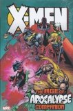 X-MEN THE AGE OF APOCALYPSE OMNIBUS COMPANION HC (DELUXE) (SUPERCENA)