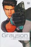GRAYSON THE SUPERSPY OMNIBUS DELUXE HC (NEW 52)