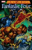 HEROES REBORN FANTASTIC FOUR SC (NEW EDITION)