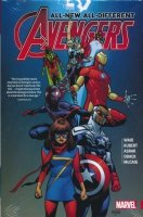 ALL-NEW ALL-DIFFERENT AVENGERS HC (DELUXE)