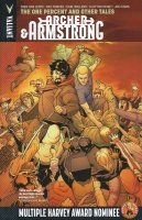 ARCHER AND ARMSTRONG VOL 07 THE ONE PERCENT AND OTHER TALES SC