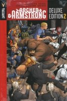 ARCHER AND ARMSTRONG VOL 02 HC (DELUXE) (SUPERCENA przelicznik 3.00)