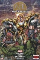 AGE OF ULTRON HC (DELUXE)
