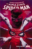 AMAZING SPIDER-MAN WORLDWIDE VOL 03 DELUXE HC
