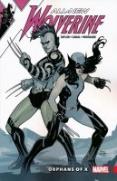 ALL-NEW WOLVERINE VOL 05 ORPHANS OF X SC