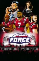 FORCE VOL 01 THE WRIGHT TIME SC