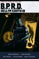 BPRD HELL ON EARTH VOL 01 HC