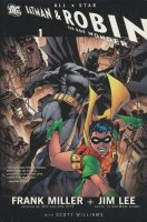 ALL-STAR BATMAN AND ROBIN THE BOY WONDER VOL 01 HC