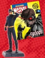 CLASSIC MARVEL FIG COLL MAG #25 CYCLOPS