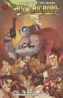 ATOMIC ROBO VOL 04 OTHER STRANGENESS SC