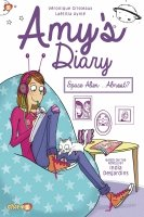 AMYS DIARY GN VOL 01 SPACE ALIEN ALMOST *