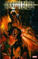 ANNIHILATION THE COMPLETE COLLECTION VOL 01 SC