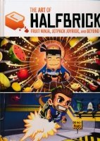 ART OF HALFBRICK FRUIT NINJA JETPACK JOYRIDE AND BEYOND HC (SUPERCENA przelicznik 3.10)