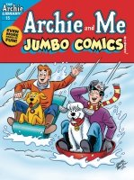 ARCHIE AND ME JUMBO COMICS DIGEST #15 *
