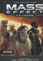 ART OF MASS EFFECT UNIVERSE HC **