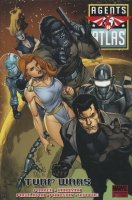 AGENTS OF ATLAS TURF WARS HC (SUPERCENA)
