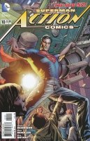 ACTION COMICS #10 VAR ED
