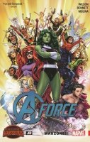A-FORCE VOL 00 WARZONES SC
