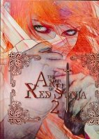 ART OF RED SONJA VOL 02 HC