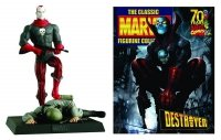 CLASSIC MARVEL FIG COLL MAG SPECIAL DESTROYER