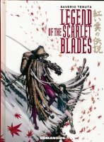 LEGEND OF THE SCARLET BLADES HC (NEW EDITION)
