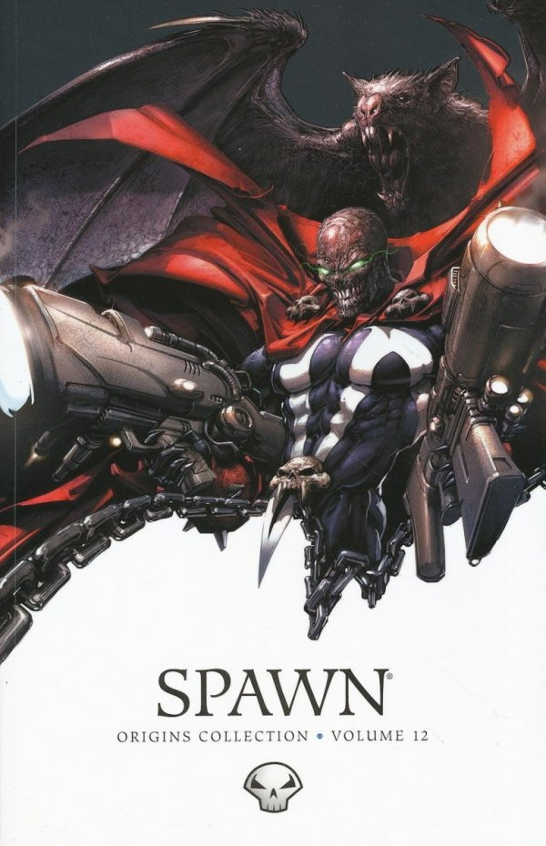 SPAWN ORIGINS COLLECTION VOL 12 SC