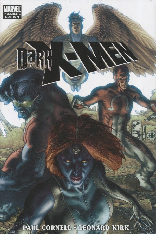 DARK X-MEN HC (SUPERCENA)