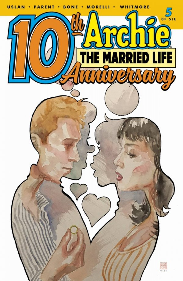 ARCHIE MARRIED LIFE 10 YEARS LATER #5 CVR B *