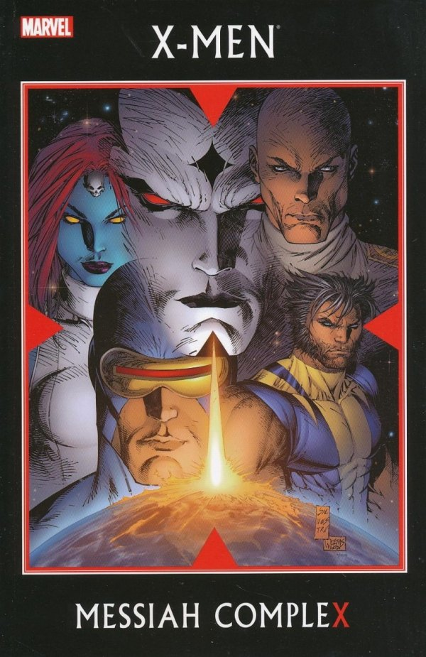 X-MEN MESSIAH COMPLEX SC