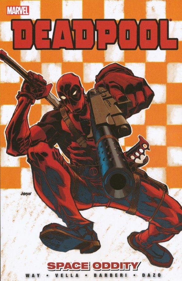 DEADPOOL VOL 07 SPACE ODDITY SC