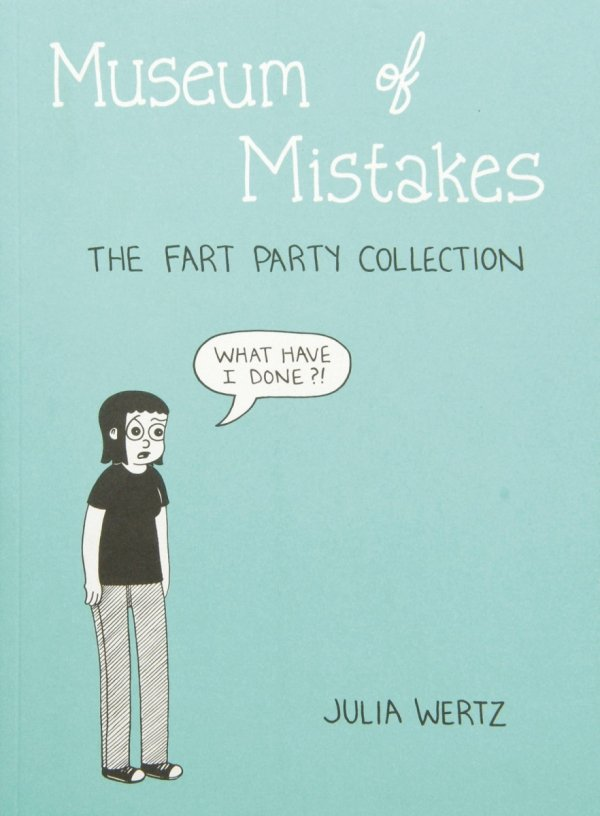 MUSEUM OF MISTAKES FART PARTY COLLECTION TP *
