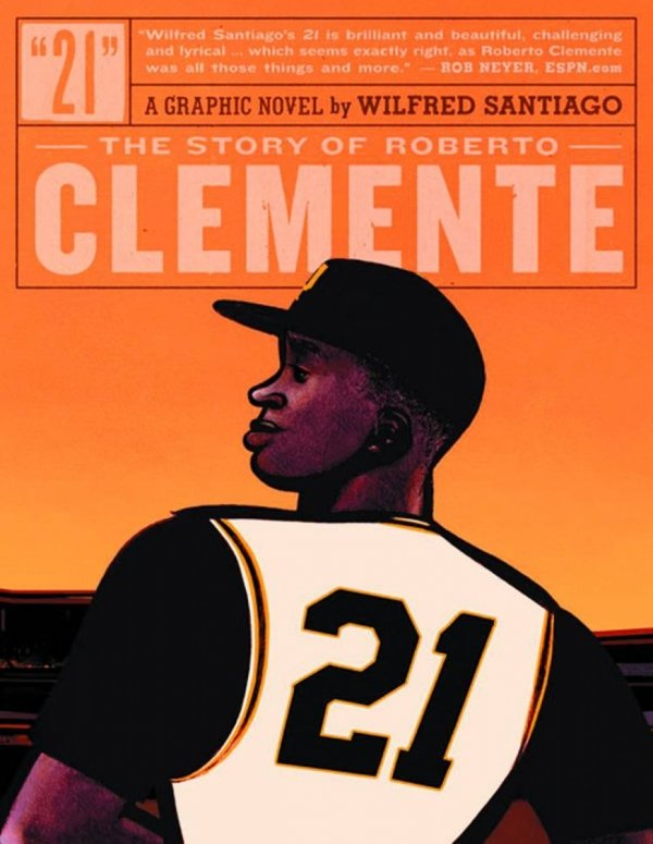 21 STORY OF ROBERTO CLEMENTE HC **