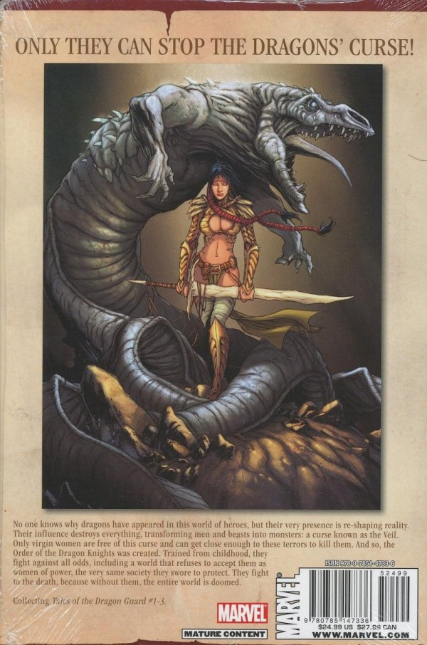 TALES OF DRAGON GUARD PREM HC