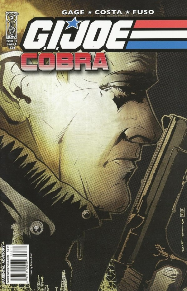 GI JOE COBRA #3