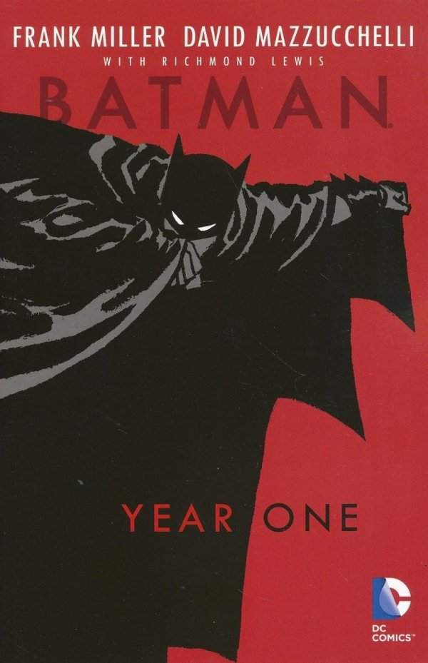 BATMAN YEAR ONE SC (OLD EDITION) **