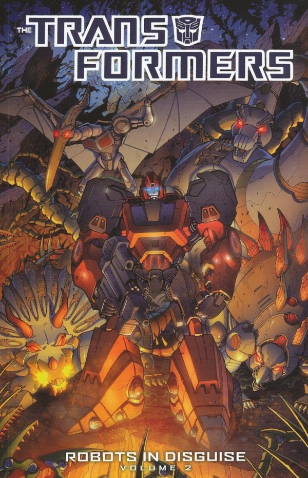 TRANSFORMERS ROBOTS IN DISGUISE TP VOL 02