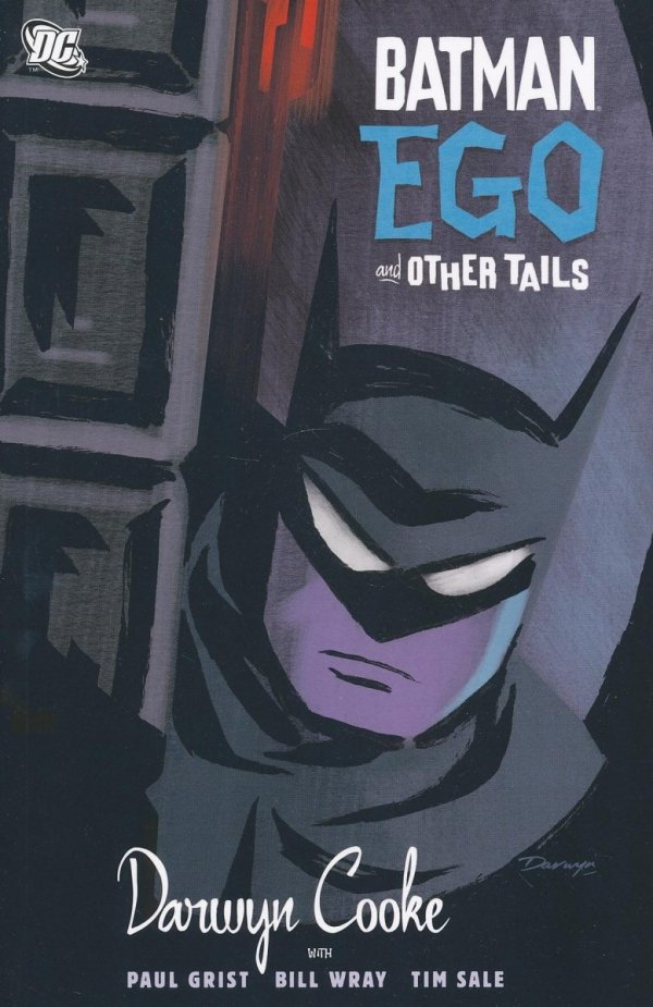 BATMAN EGO AND OTHER TAILS SC