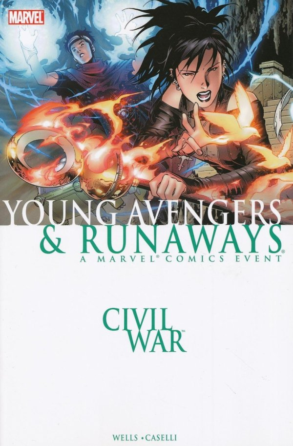 CIVIL WAR YOUNG AVENGERS AND RUNAWAYS SC (OLD EDITION) *