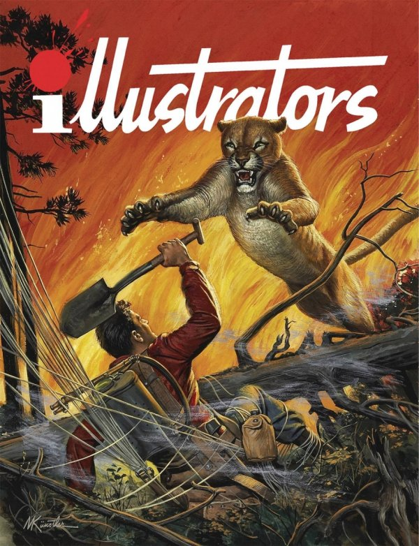 ILLUSTRATORS MAGAZINE #30 *